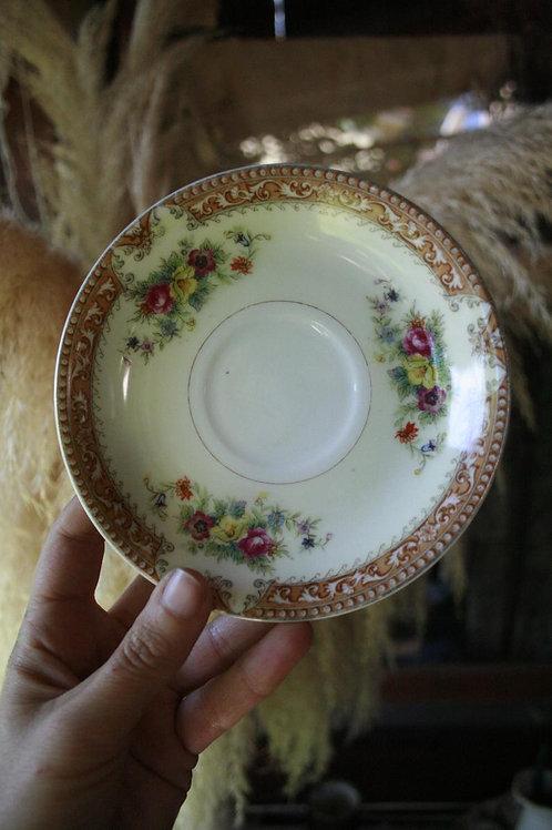 Piattino Vintage Ceramica
