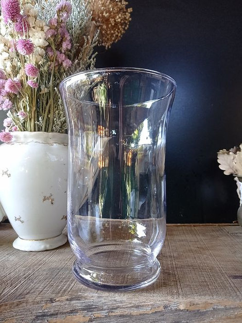 Vaso di vetro per Cero vegetale Secret Garden