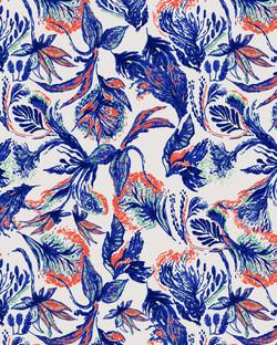 Floral Swirls Blue Orange Green.jpg