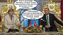 Erdoğan & the EU: Give and take