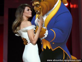 Melania and the Beast