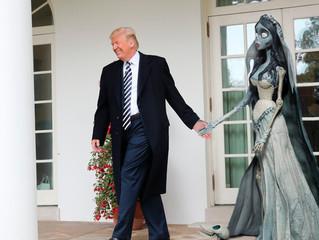 First we take Washington, then we take Mordor