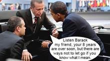 G20 Summit: What the cat dragged in