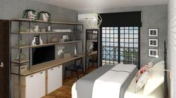 Apartamento T+J