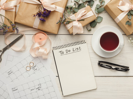 My top planning tips!
