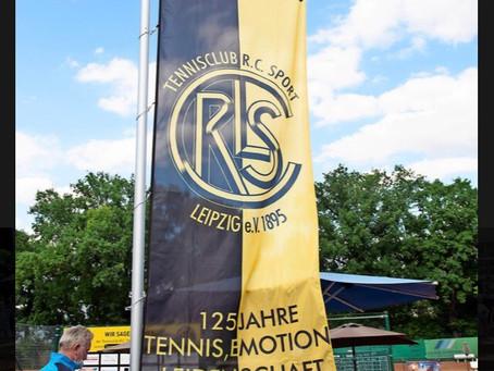 Tennisclub RC Sport feiert 125-Jähriges / Pachvertrag läuft 2023 aus / Noch keine Lösung in Sicht!