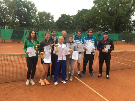Großartige Erfolge bei den Landesmeisterschaften Doppel und Mixed!
