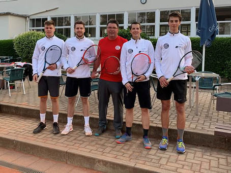 Pressebericht Sportbuzzer:Tennisclub RC Sport Leipzig bangt ums Areal!