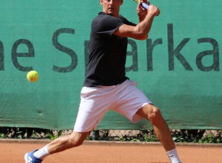 Alexander Meißner wird Landesmeister bei den Herren 50!