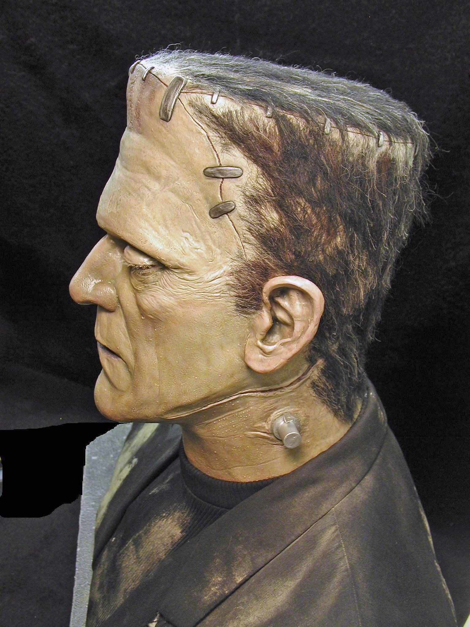 Frankenstein 1935 Left