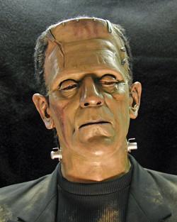 Frankenstein 1935 Front