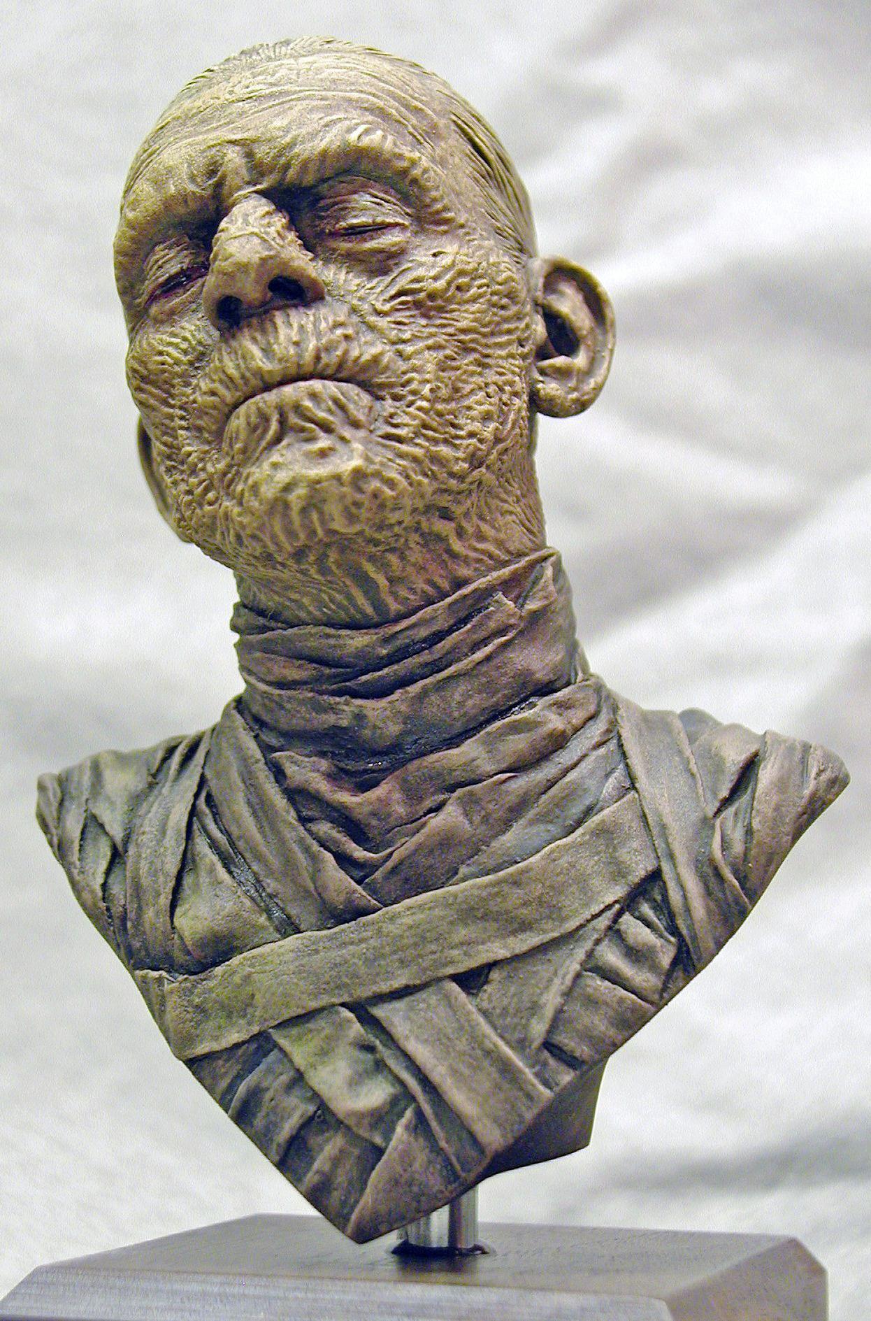 The Mummy_Left