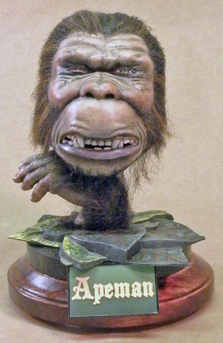 HGH Apeman Front
