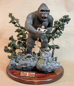 King Kong on His Base