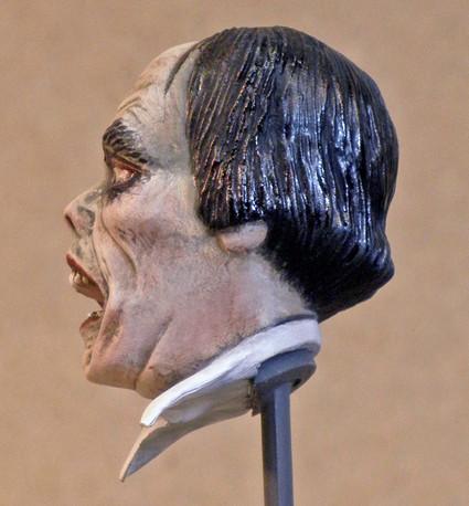 The Phantom's Head, Left