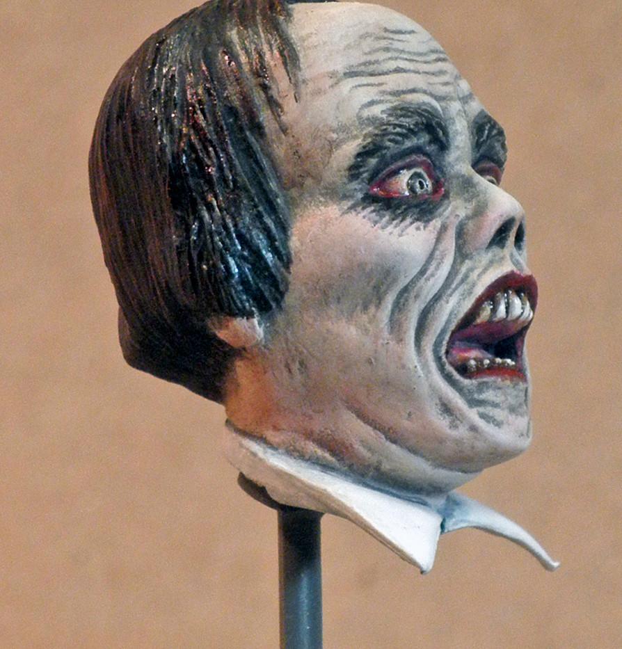 The Phantom's Head, Right