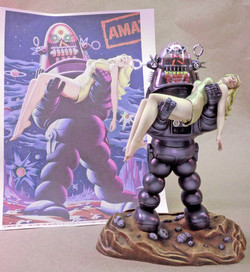 Robby the Robot and Altaira