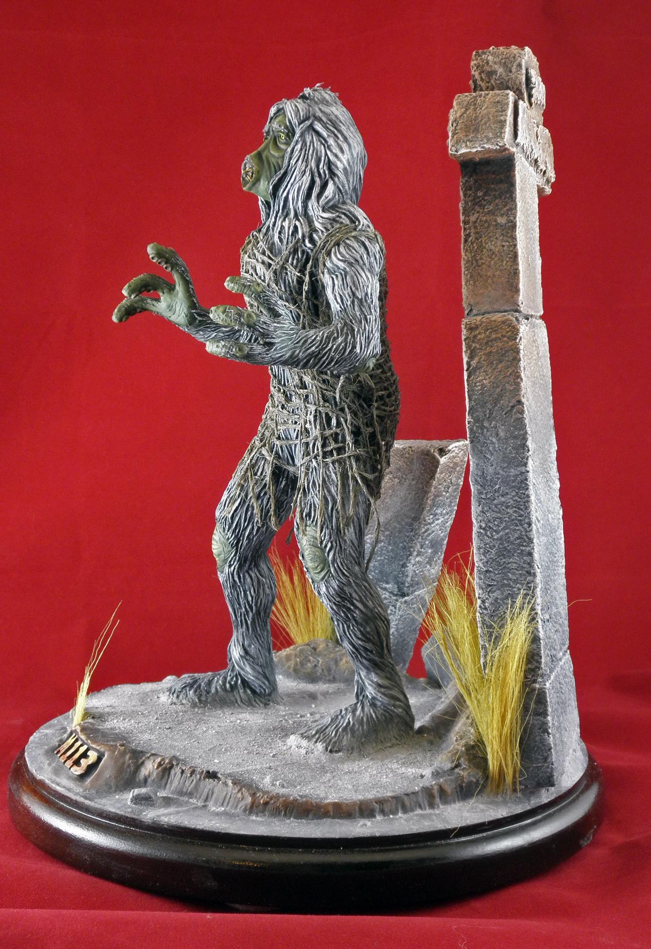 Salt Creature, Left Side