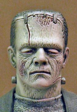 Frankenstein_Close Up Front