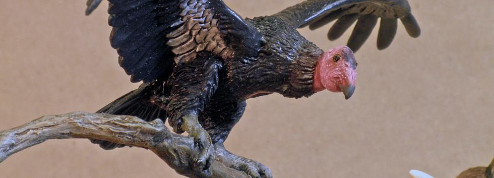 La Brea Tar Pit, Tree Vulture