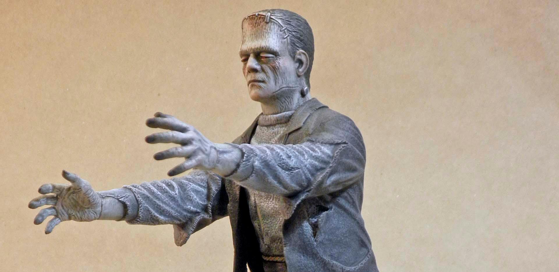 Frankenstein, Left