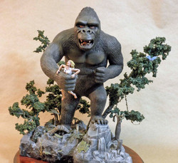 Kong Front View