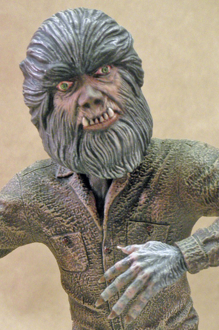 The Werewolf, Close Up