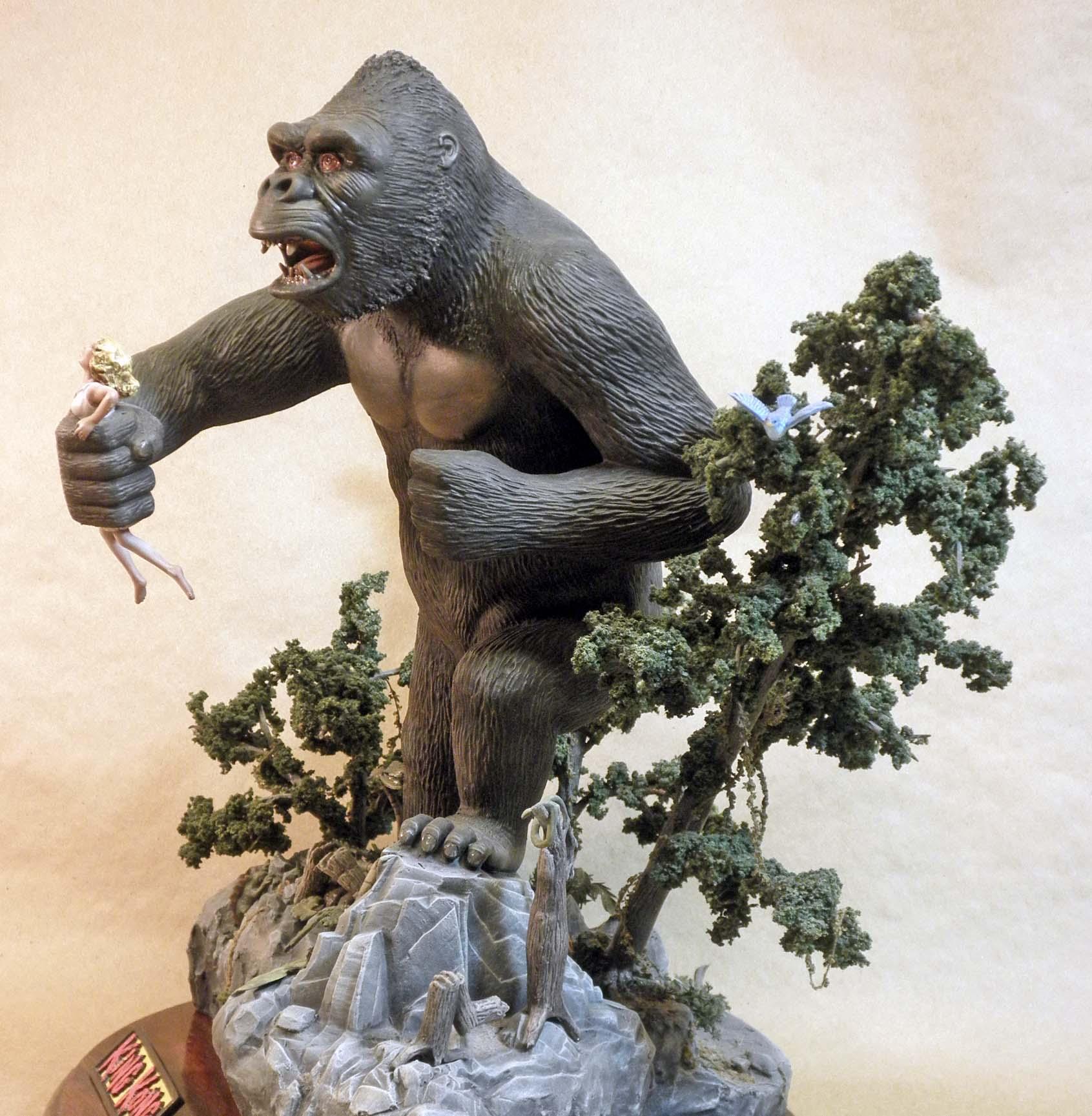 Kong Left Side