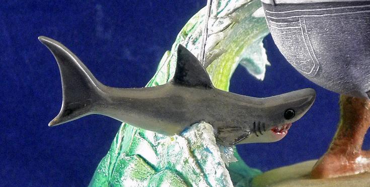 Flip Out, Shark