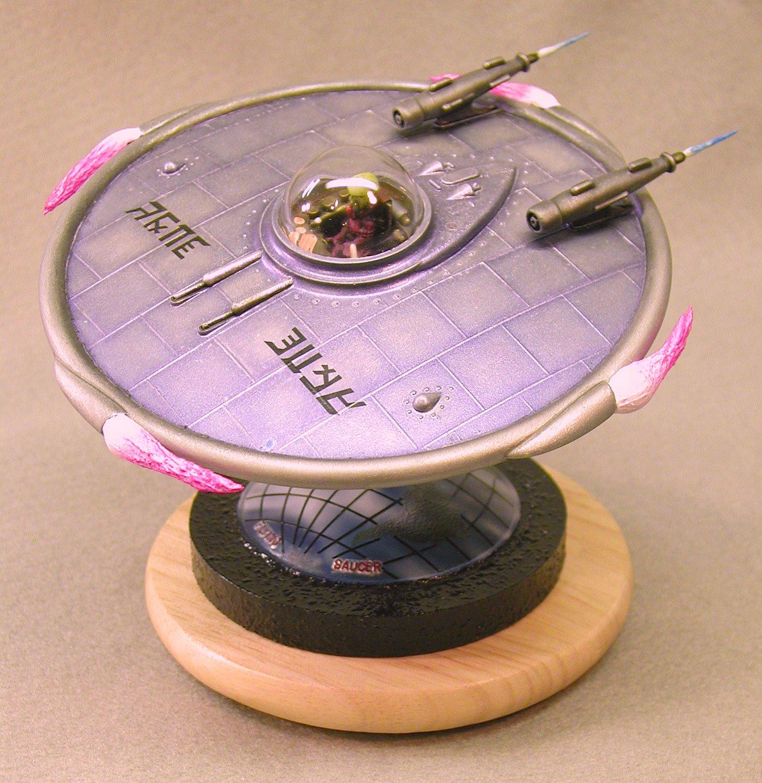 Lindberg Flying Saucer