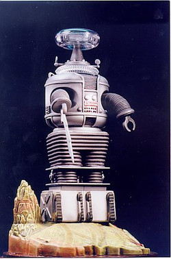 The Robot from Lost in Space