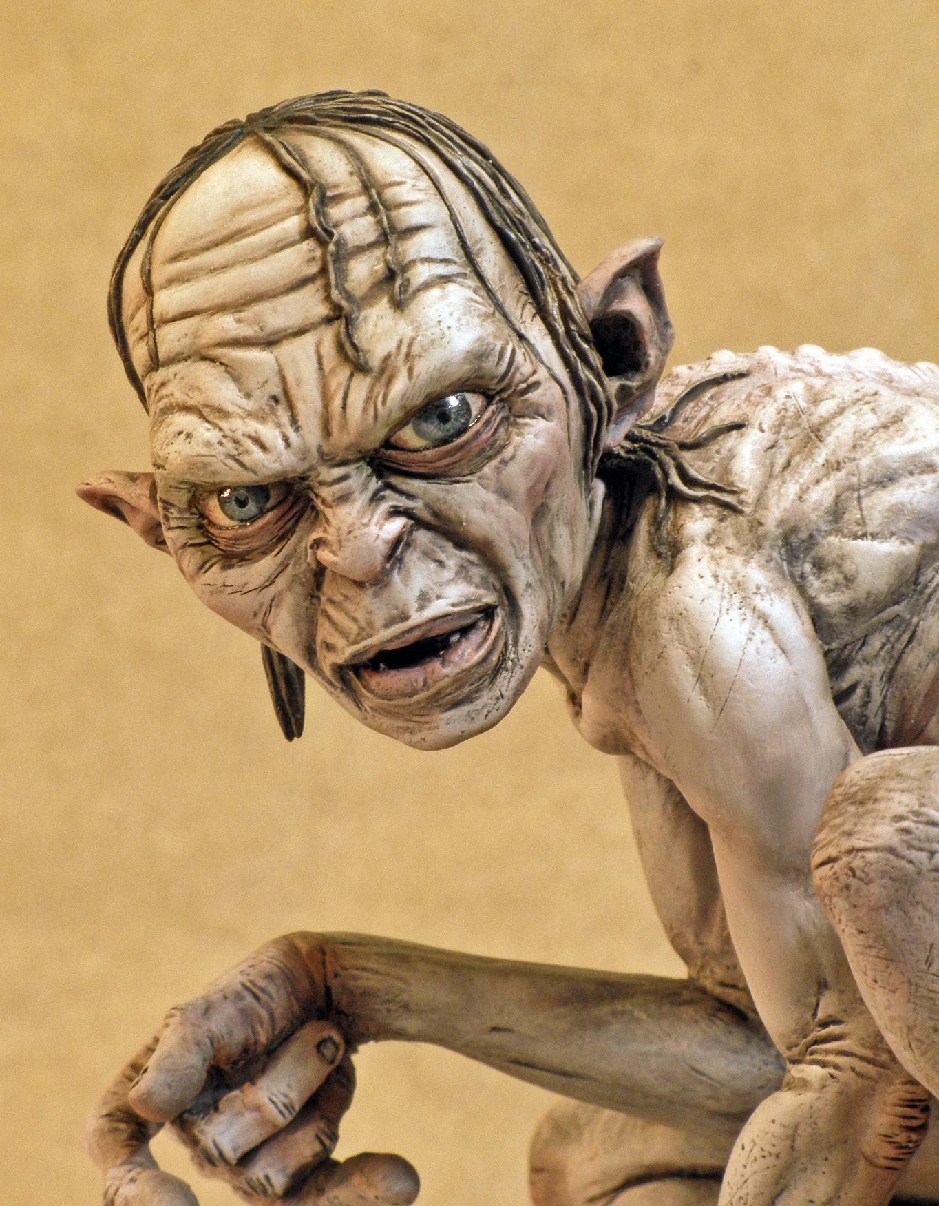 Gollum's Face