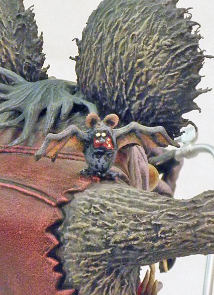 Brother Rat Fink's Bat