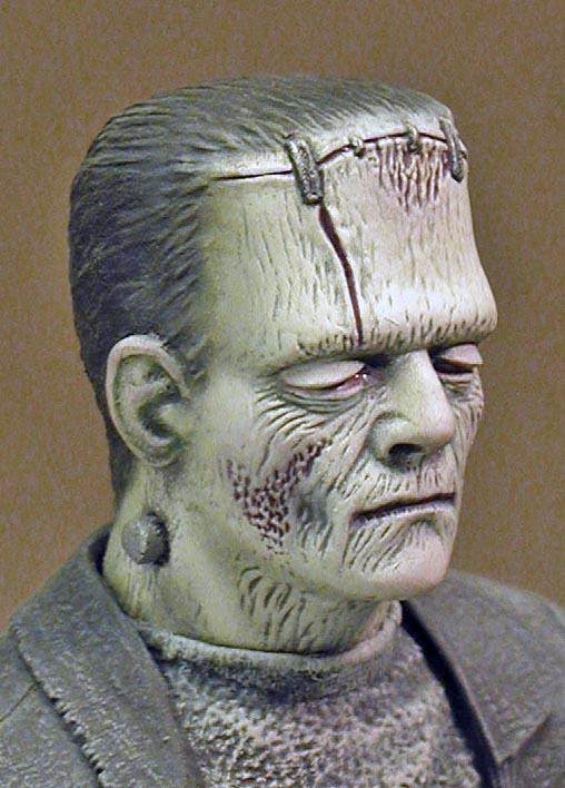Frankenstein_Close Up Right