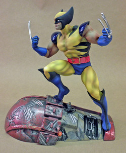 Polar Lights Wolverine, Left
