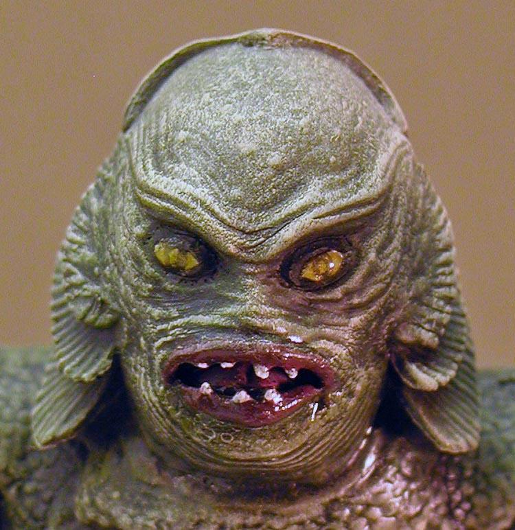 Creature Close Up