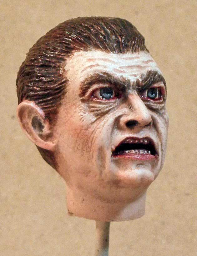 Dracula's Head, Right