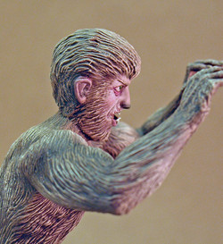 Wolf Man_Close Up_Right