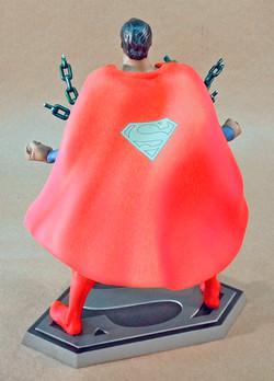 Polar Lights Superman, Back