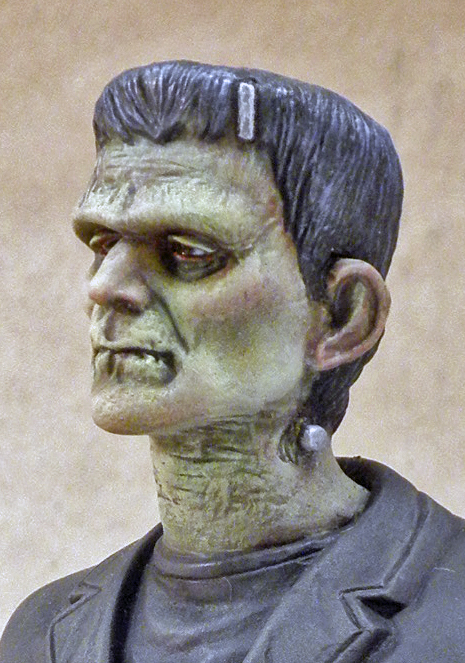 Moebius Frankenstein, Left