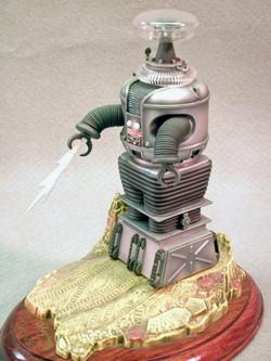 LiS Robot Full Left, High Angle