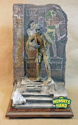 The Mummy's Hand, Front