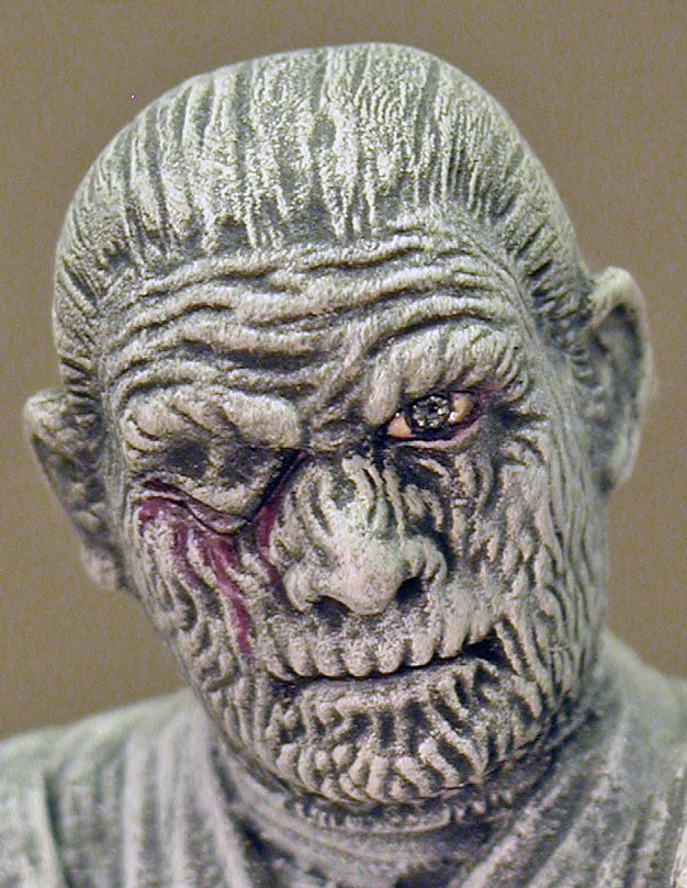 The Mummy, Close Up