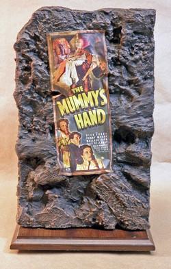 The Mummy's Hand, Back