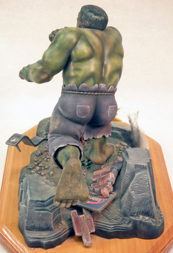 The Hulk_Back