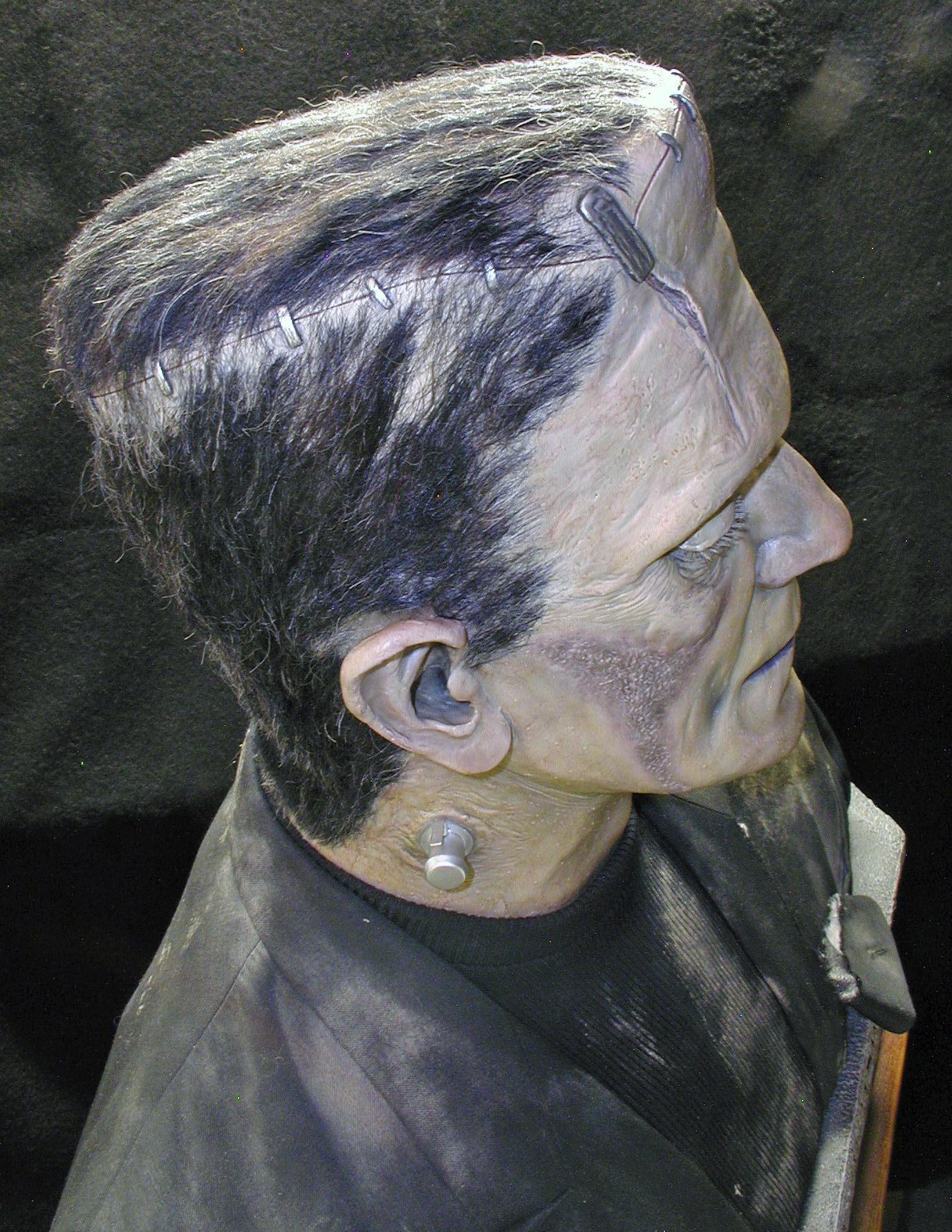 Frankenstein 1935 Right