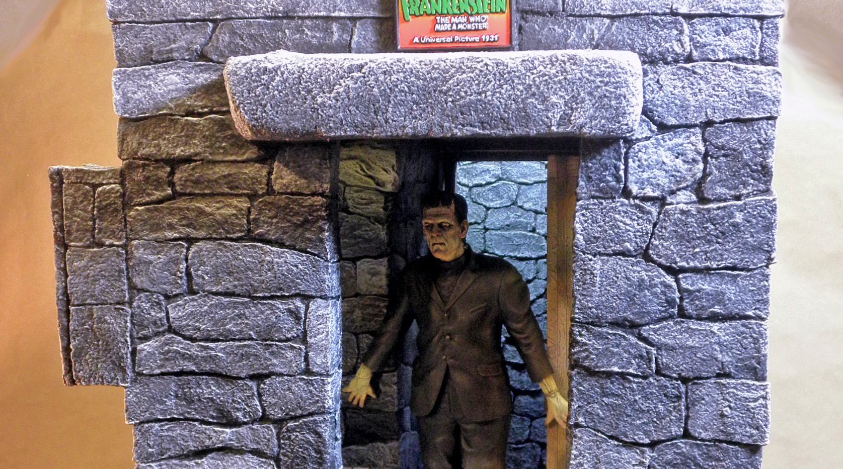 Moebius Frankenstein, Front