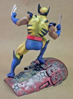 Polar Lights Wolverine, Back