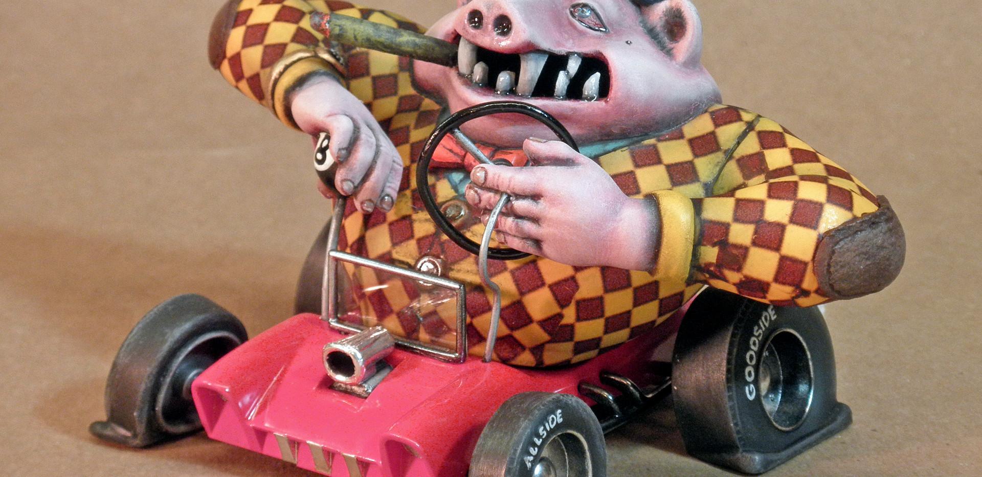 Road Hog Box Art View