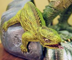 Creature Lizard